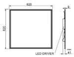 LED Panel 620